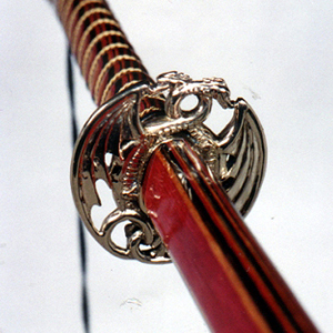 Eastern Dragon Sword