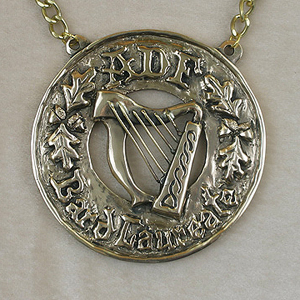 Bard Laureate Medallion