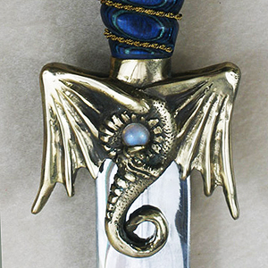 Serpent Dragon Knife