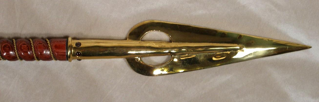 Golden Spear Other By Omega Artworks