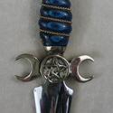 Moon and Star Athame