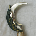 Oak Leaf Bronze Sickle